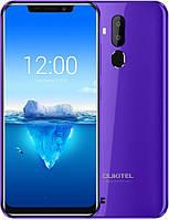Oukitel C12 | Фиолетовый | 2/16Гб | Гарантия