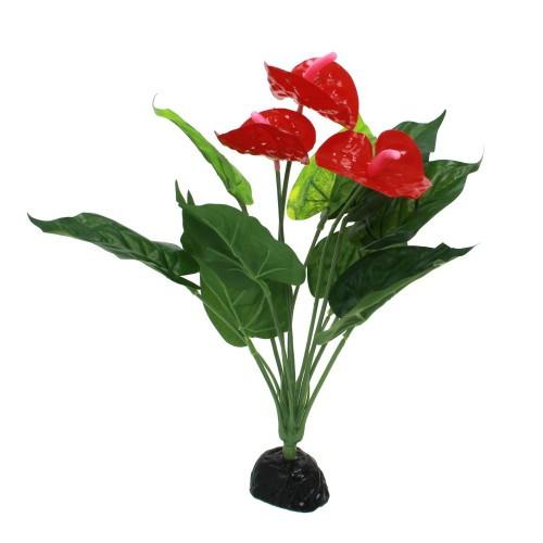 Искусственное растение Repti-Zoo Anthurium