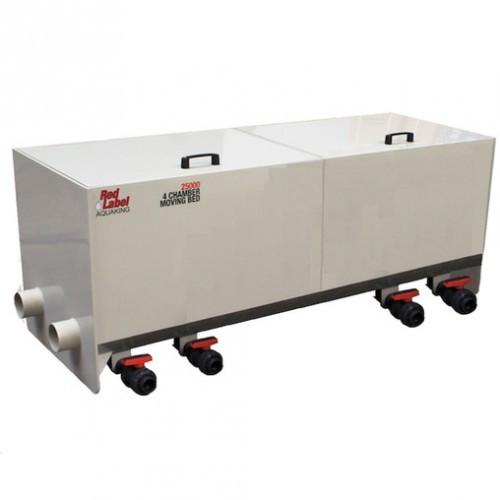 Четырехкамерный проточный фильтр для пруда AquaKing Red Label 4 Chamber Filter 25000
