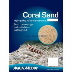 Грунт коралловая крошка Aqua Medic Coral Sand 2 - 5 мм 5 кг