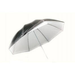 Зонт двойной Mircopro черно-белый/полупрозрачный UB-007 100 см (UB-007_100)
