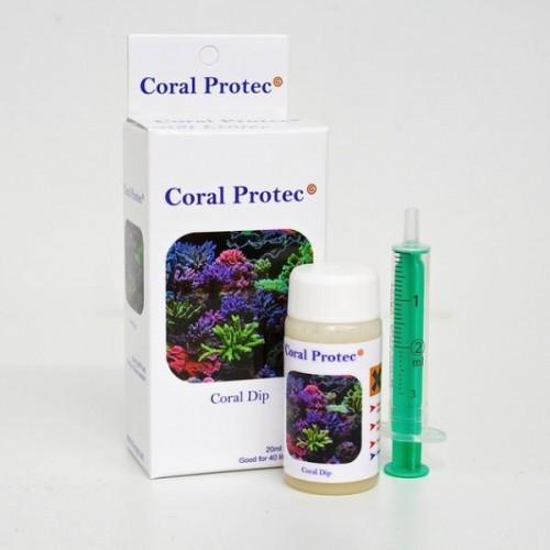 Средство  для антипаразитной обработки кораллов Coral Protec