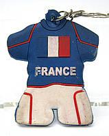 Брелок футбол Франция