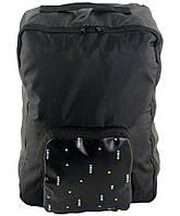 64d3cc26f2ac Женская спортивно-деловая черная сумка TRAUM, цена 486 грн., купить ...