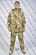Костюм Атака - зелёный (военный, защитный)