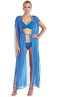 Пляжное платье длинное в пол Magistral XL 380 A 44(M) Голубой Magistral  XL 380 A