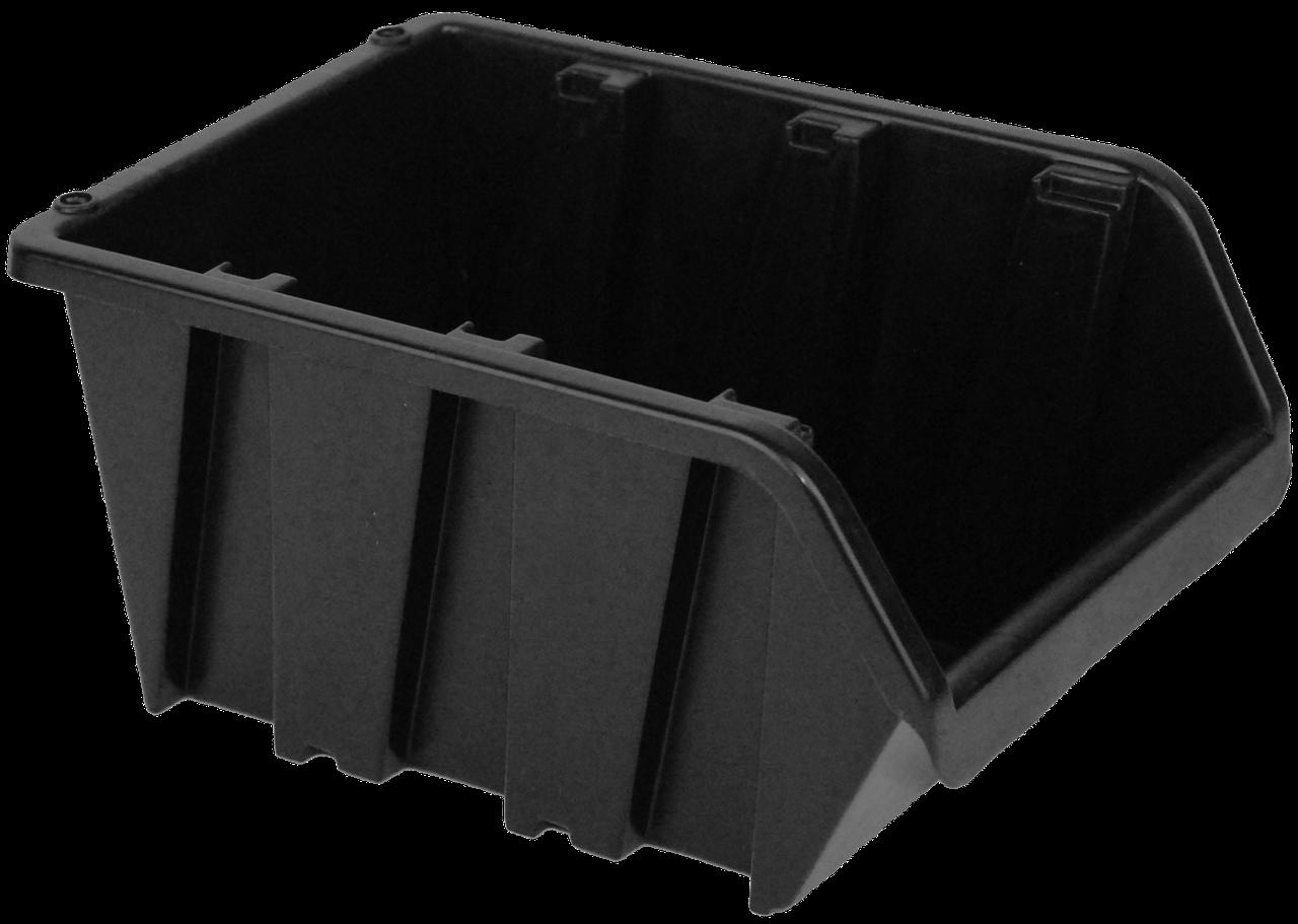 Контейнер вставной средний 230х160х120 мм Черный