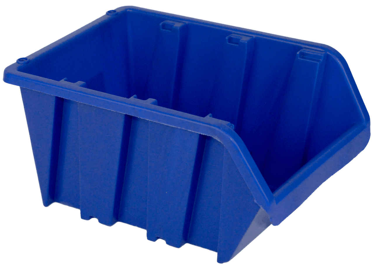 Контейнер вставной средний  230х160х120 мм Синий