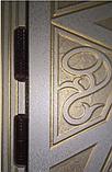 """Входная дверь для улицы """"Портала"""" (Элит Vinorit) ― модель Агни Patina, фото 4"""