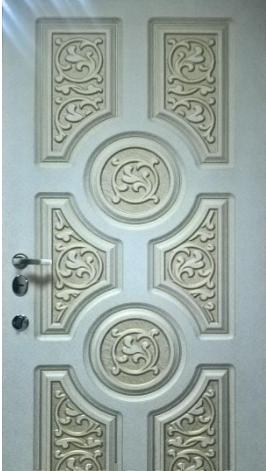 """Входная дверь для улицы """"Портала"""" (Элит Vinorit) ― модель Венеция Patina"""