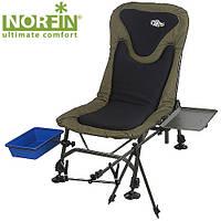 Кресло карповое Norfin BOSTON( со столом, держателем, ёмкостью) (NF-20612)