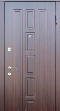 """Входная дверь для улицы """"Портала"""" (Элит Vinorit) ― модель Квадро"""