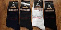 """Жіночі стрейч.шкарпетки """"BURBERRY""""Туреччина(36-41),високі"""