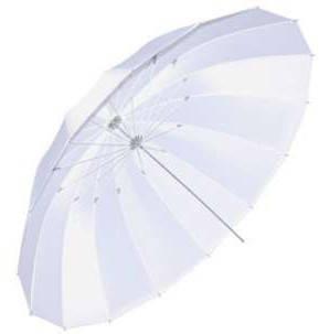 """Зонт Falcon параболический белый 72"""" (180 см) 16спиц (AU-150 72"""")"""