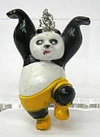 Брелок панда кон-фу