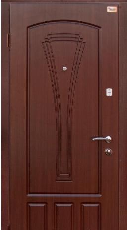 """Входная дверь для улицы """"Портала"""" (Элит Vinorit) ― модель Элегант"""