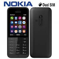 Мобильный телефон Nokia 220 Dual Sim Black