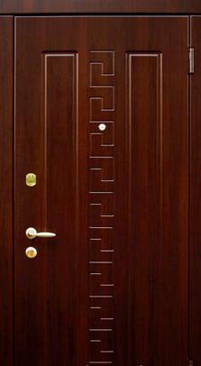 """Входная дверь для улицы """"Портала"""" (Элит Vinorit) ― модель Спарта"""