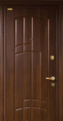 """Входная дверь для улицы """"Портала"""" (Элит Vinorit) ― модель Сиеста"""