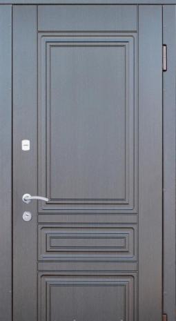 """Входная дверь для улицы """"Портала"""" (Элит Vinorit) ― модель Рубин"""