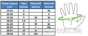 Мотоперчатки ADRENALINE MESHTEC 2.0 BLACK S,4XL, фото 2