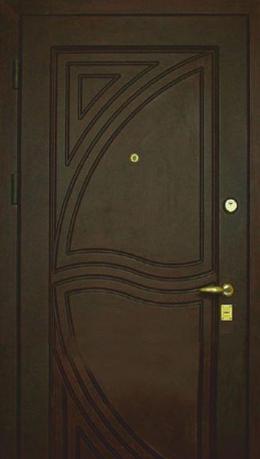 """Входная дверь для улицы """"Портала"""" (Элит Vinorit) ― модель Парус, фото 1"""