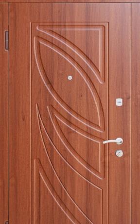 """Входная дверь для улицы """"Портала"""" (Элит Vinorit) ― модель Пальмира"""