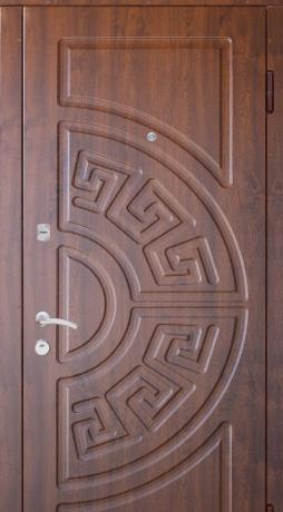 """Входная дверь для улицы """"Портала"""" (Элит Vinorit) ― модель Греция"""