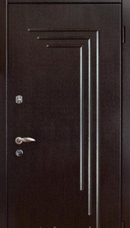 """Входная дверь для улицы """"Портала"""" (Элит Vinorit) ― модель Гамбург"""