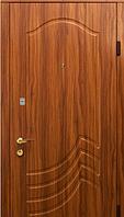 """Входная дверь для улицы """"Портала"""" (Элит Vinorit) ― модель Б12, фото 1"""