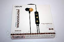 Навушники для Iphone 6/6plus/5/s/c Arun M18, фото 2