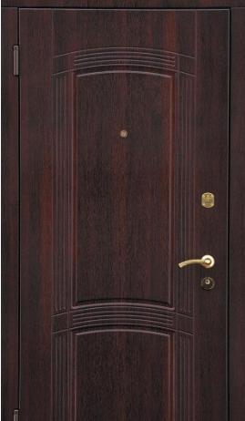"""Входная дверь для улицы """"Портала"""" (Элит Vinorit) ― модель Пассаж"""