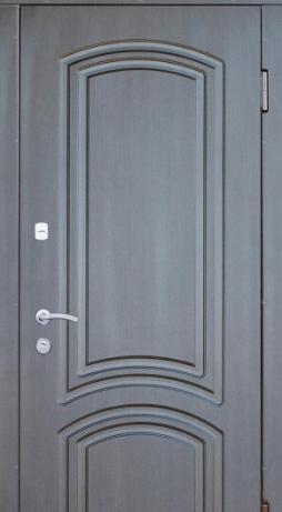 """Входная дверь для улицы """"Портала"""" (Элит Vinorit) ― модель Пароди"""