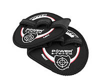 Накладки на ладони Power System Gripper Pads S Black (PS-4035_S_Black)