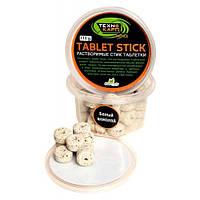 Растворимые стик-таблетки TechnoСarp Белый шоколад, Ø20мм, 115гр.