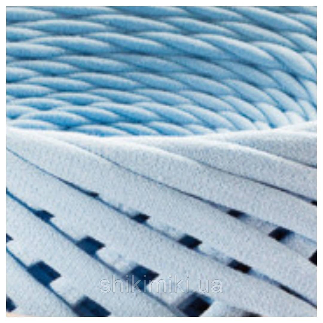 Трикотажная пряжа (50 м), цвет Небесно-голубой