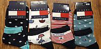 """Жіночі стрейч.шкарпетки в стилі""""Tommy А""""Туреччина(36-41),середні, фото 1"""
