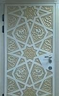 """Входная дверь """"Портала"""" (серия Элит) ― модель Агни Patina, фото 1"""