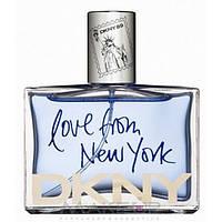 Donna Karan Love from New York Men 50ml edt (богатый, мужественный, привлекательный, энергичный аромат)