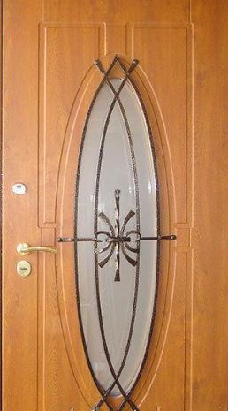 """Входная дверь """"Портала"""" (серия Элит) ― модель Ковка 27"""