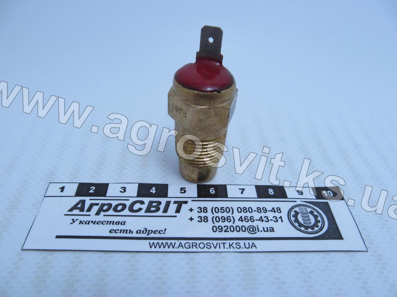 Датчик аварийной температуры воды (12-24V; 105 °С) , ТМ-111-02 (аналог ТМ-112)