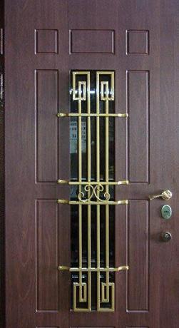 """Входная дверь """"Портала"""" (серия Элит) ― модель Ковка 25"""
