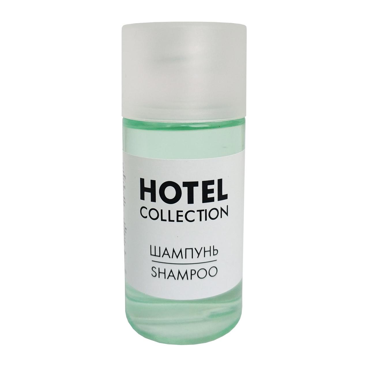 """Шампунь 30 мл """"HOTEL COLLECTION"""" одноразовый, для гостиниц"""