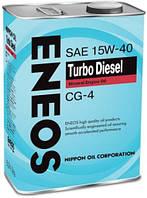 ENEOS TURBO DIESEL API CG-4 15W-40 1л