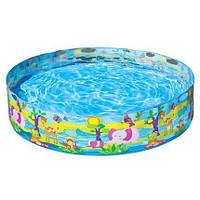 Детский каркасный бассейн Intex 122х25 см (58474)