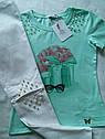 Cтильная футболка для девочки ТМ Suzie Р-ры 116- 152, фото 6