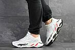 Мужские кроссовки Adidas balance life (белые), фото 5