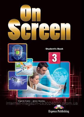 ON SCREEN 3 STUDENT'S BOOK (INTERNATIONAL) ISBN: 9781471534980