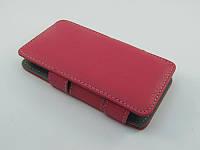 Чехол книжка для LG Optimus L70 Dual D325 розовый