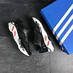 Мужские кроссовки Adidas balance life (черно-белые), фото 2